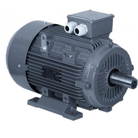 Silnik trójfazowy 5,5 kW/2800 B3 OMT4-IE2 132S1-2