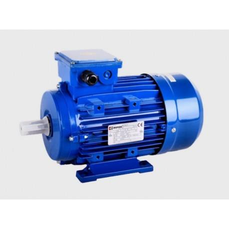 Silnik elektryczny 0,75 kW 2800 MS 80 1-2 B3